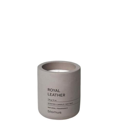 Blomus Fraga Świeca zapachowa, royal leather
