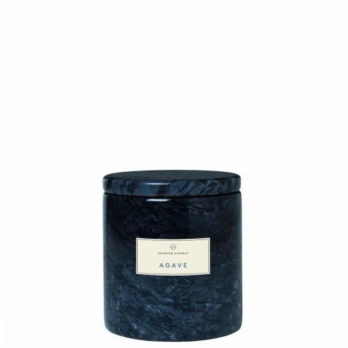 Blomus Frable Agave Magnet Marmurowa świeca zapachowa