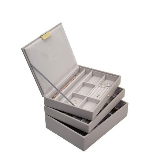 Stackers Classic Pudełko na biżuterię potrójne