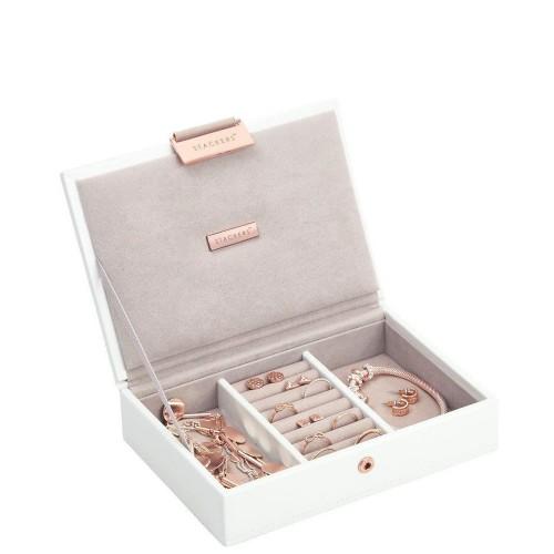 Stackers Mini Pudełko na biżuterię z pokrywką