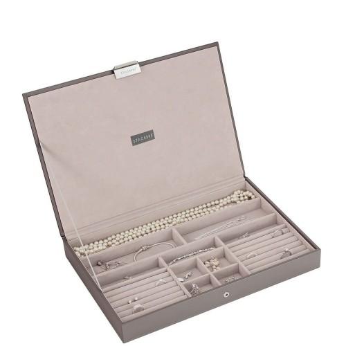 Stackers Supersize Pudełko na biżuterię z pokrywką