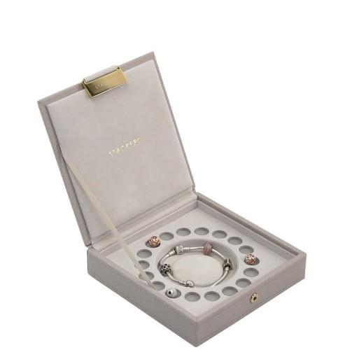 Stackers Charm Pudełko na bransoletkę i charmsy