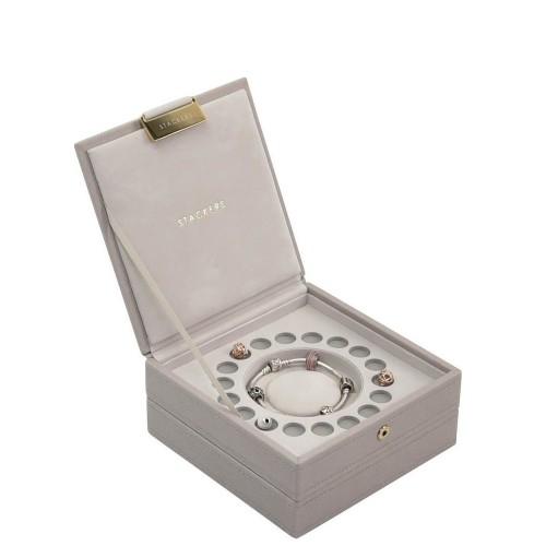Stackers Charm Podwójne pudełko na bransoletkę i charmsy