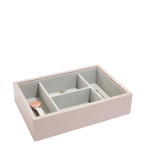 Stackers Loves Luxury 4 komorowe pudełko na biżuterię