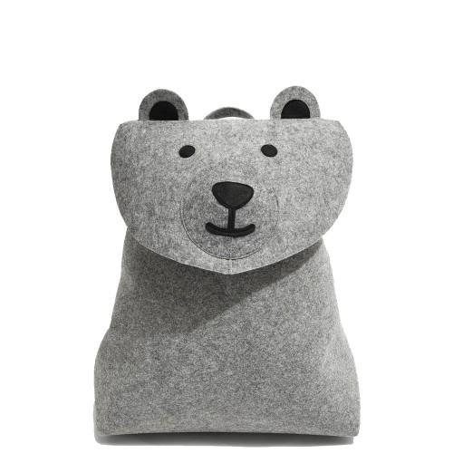 Stackers Bear Kosz na pranie lub pojemnik na zabawki