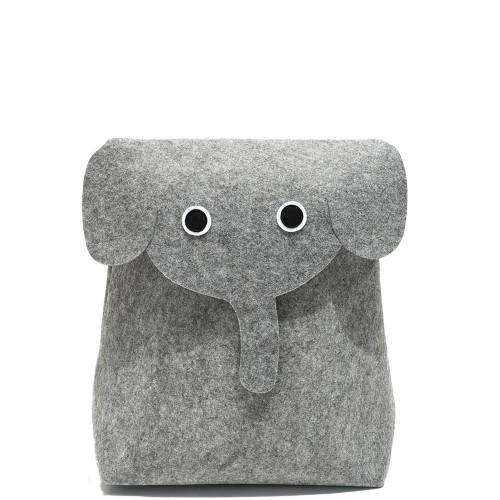 Stackers Elephant Kosz na pranie lub pojemnik na zabawki