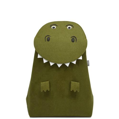 Stackers T-rex Terry Kosz na pranie lub pojemnik na zabawki