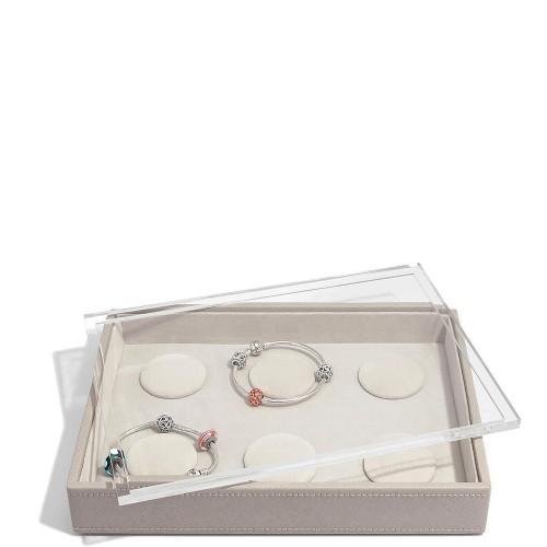 Stackers Classic Szkatułka na bransoletki charms z pokrywką