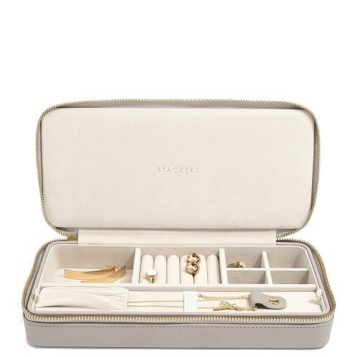 Stackers Stackers Pudełko podróżne na biżuterię z miejscem na naszyjniki