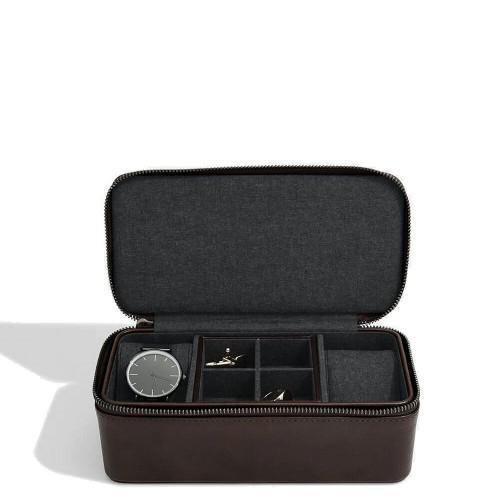 Stackers Stackers Etui podróżne na zegarki i spinki
