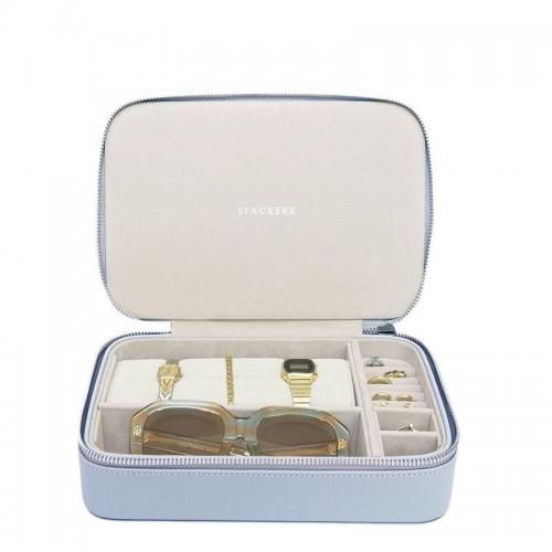 Stackers Travel Pudełko podróżne na biżuterię i akcesoria