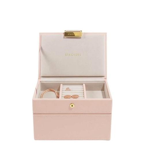 Stackers Mini Podwójne pudełko na biżuterię