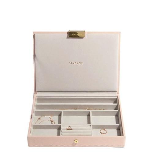 Stackers Classic Pudełko na biżuterię z pokrywką