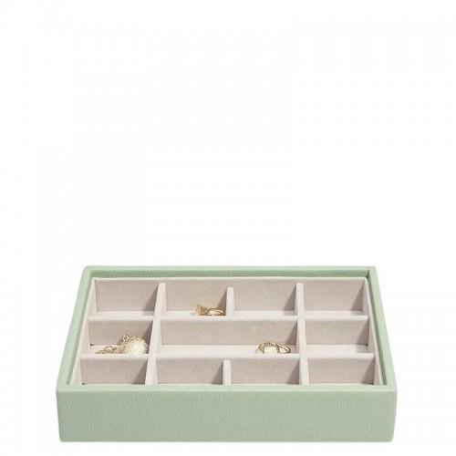 Stackers Mini 11 komorowe pudełko na biżuterię