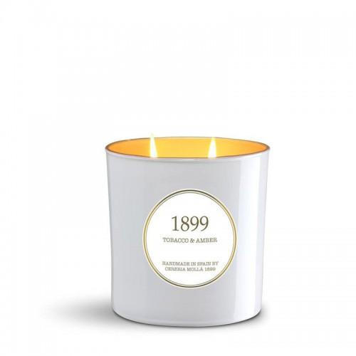 CERERIA MOLLA Tobacco Amber świeca zapachowa