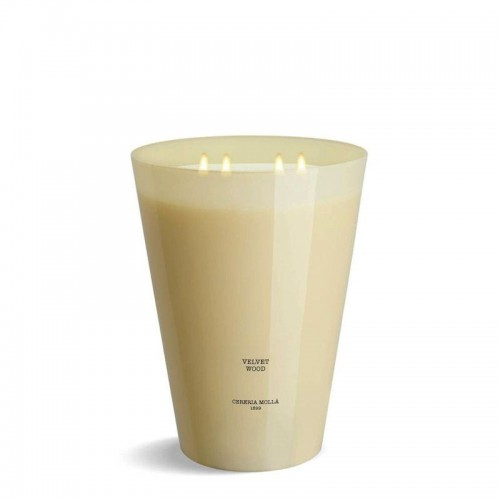 CERERIA MOLLA Velvet Wood świeca zapachowa 3,5 kg