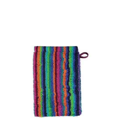 Cawö Life Style Stripes Rękawica kąpielowa