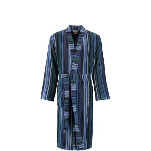 Cawö Kimono Struktur Szlafrok męski, rozmiar M