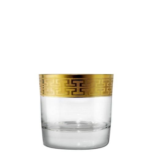 Zwiesel Hommage Gold Classic Szklanka do whisky mała, 2 szt.