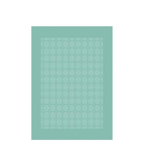 GARNIER THIEBAUT PARIS ARCHITECTURE CELADON ręcznik kuchenny
