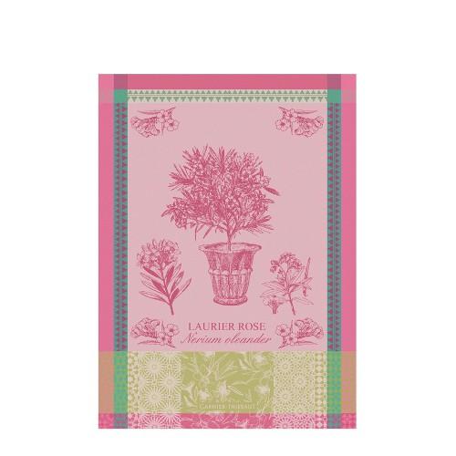 GARNIER THIEBAUT LAURIER EN POT ROSE ręcznik kuchenny