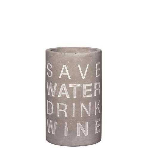 Raeder Save water drink wine Cooler