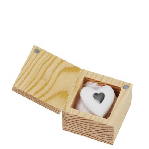Raeder Serce Amulet pudełeczku