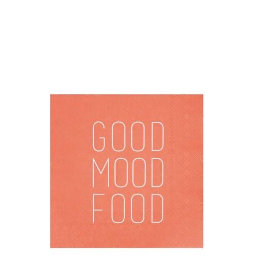Raeder Good mood food Serwetki, 20 szt.