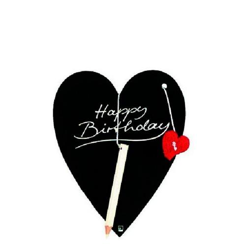 Raeder Happy Birthday Kartka