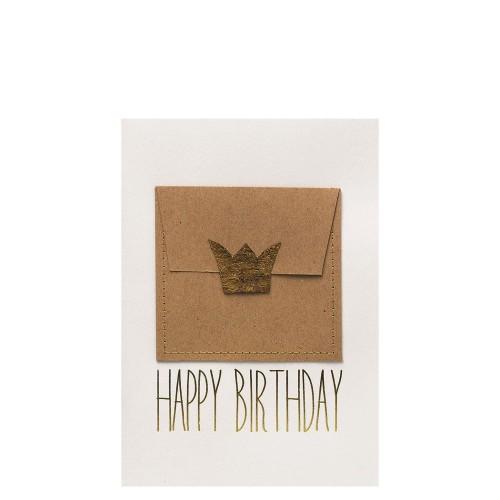 Raeder Happy Birthday Kartka na voucher