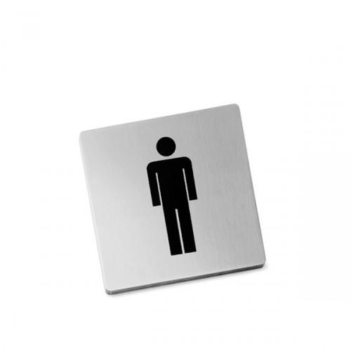 Zack Indici piktogram do toalety MEN