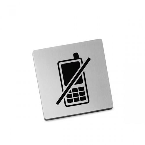 Zack Indici piktogram - zakaz używania telefonów komórkowych