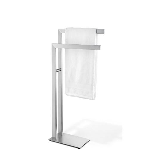 Zack Linea wieszak na ręczniki stojący matowy