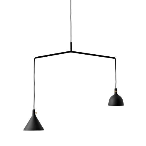 Menu Cast Shape 4 lampa wisząca