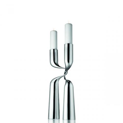 Menu XL Double Candleholder podwójny świecznik