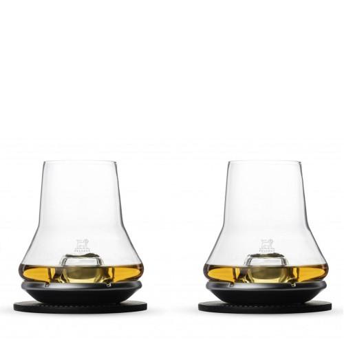 Peugeot Esprit Club zestaw szklanek do degustacji whisky
