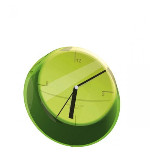 Casa Bugatti Glamour zegar zielony
