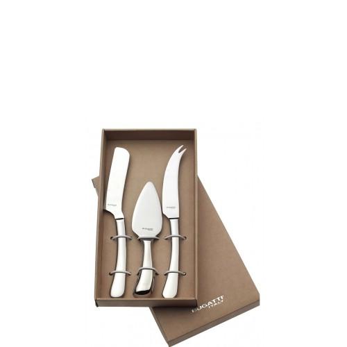 Casa Bugatti Settimocielo zestaw noży do sera