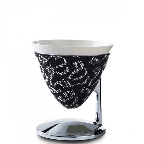 Casa Bugatti Uma Individual Swarovski waga kuchenna z 5980 kryształami