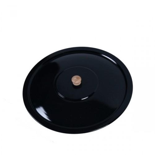 Kociołkowanie Bogracs pokrywka do kociołków 6 l emaliowanych