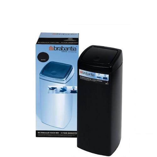 Brabantia Touch Bin kosz na śmieci prostokątny