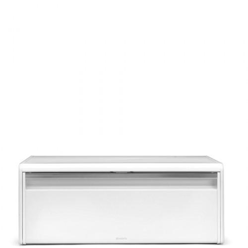 Brabantia Bread Bin pojemnik na pieczywo, kolor biały