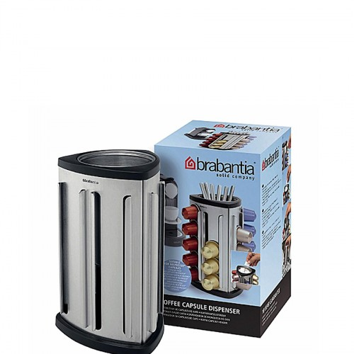 Brabantia Coffee Capsule Dispenser pojemnik na kapsuły kawowe