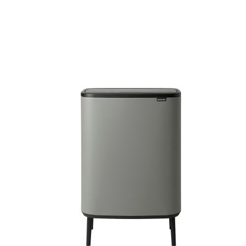 Brabantia BO Touch Bin kosz na śmieci z dwoma pojemnikami
