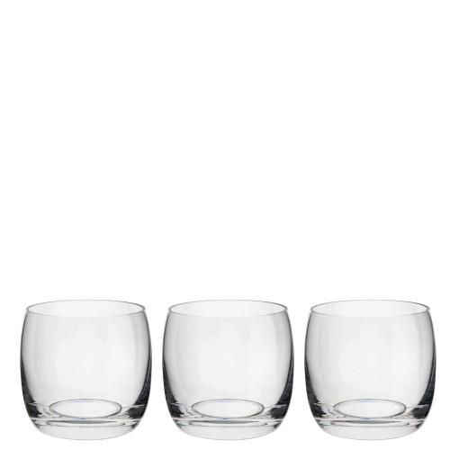 Brabantia Brabantia Zestaw trzech szklanek do serwowania