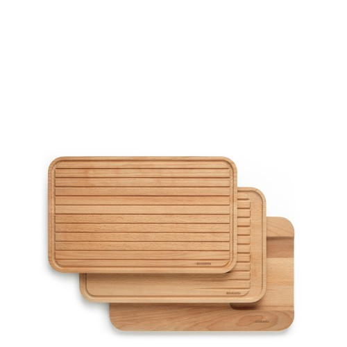 Brabantia Profile Zestaw 3 desek drewnianych
