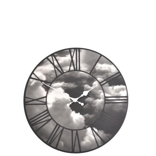NeXtime Clouds zegar ścienny