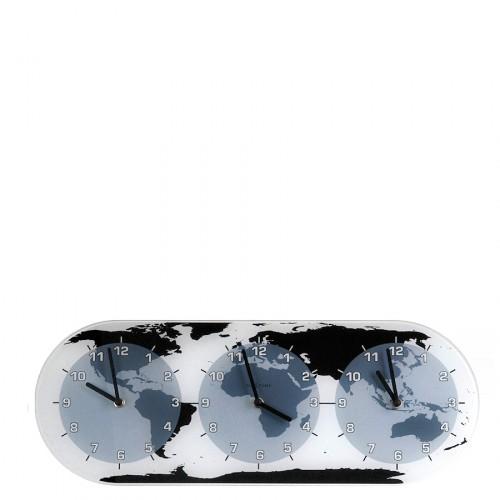 NeXtime Mondial zegar ścienny