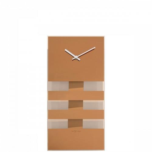 NeXtime Bold Stripes zegar ścienny