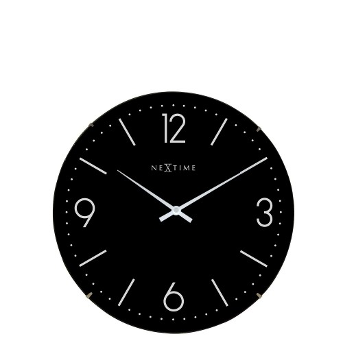NeXtime Basic Dome zegar ścienny